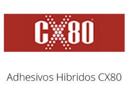 Adhesivos Hibridos CX80