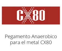 Pegamento Anaerobico para el metal CX80